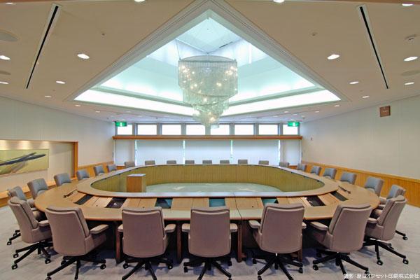 「川崎市国際交流センター 会議室」の画像検索結果